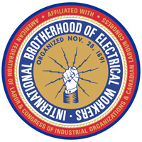 View all International Brotherhood of Electrical Workers locations